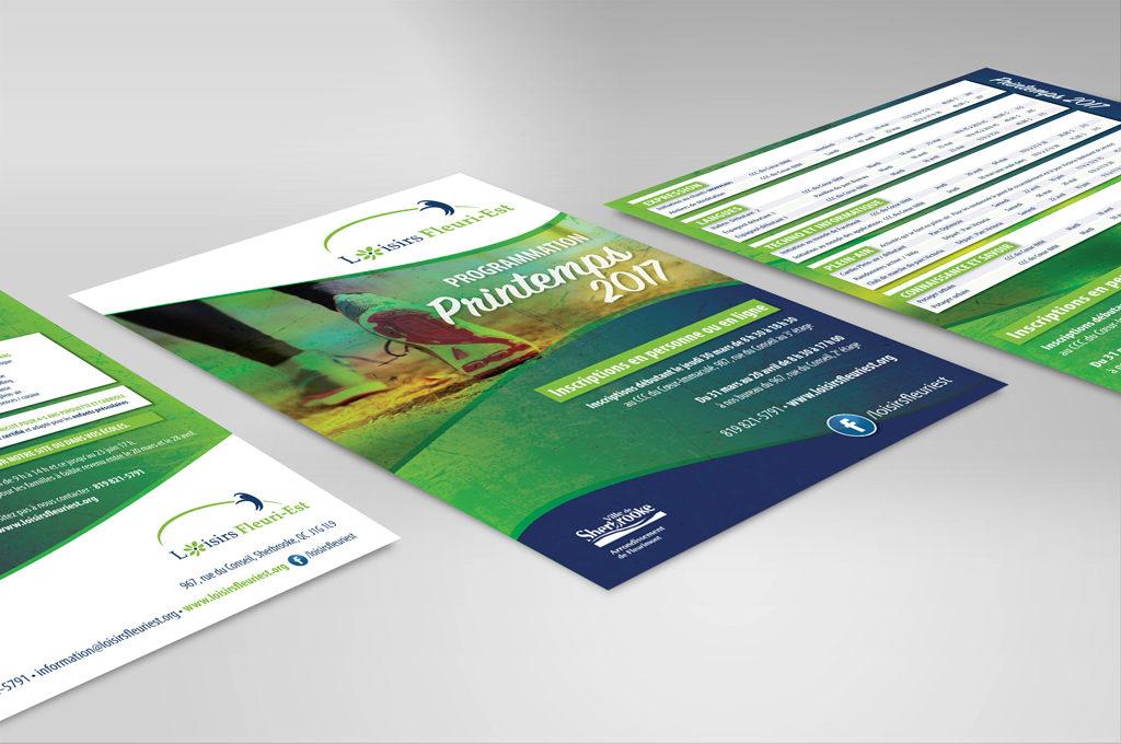 Conception site web Sherbrooke, design graphique et photographie - Vuillemin Photo+Design